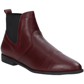 Sko Dame Høje støvletter Bueno Shoes 9P0708 Rød