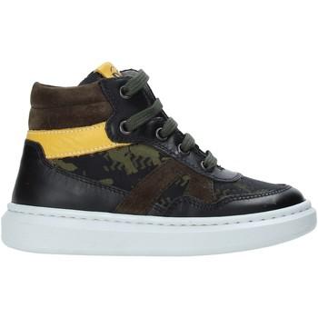 Sko Børn Høje sneakers Nero Giardini A923711M Sort