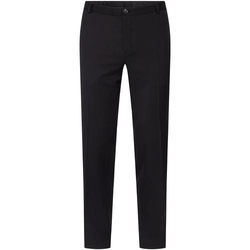 textil Herre Chinos / Gulerodsbukser Calvin Klein Jeans K10K104812 Sort