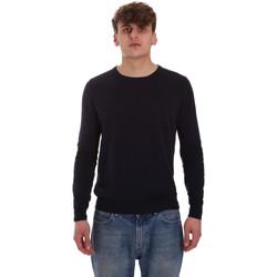 textil Herre Pullovere Gaudi 011BU53024 Blå