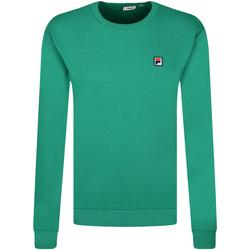 textil Herre Sweatshirts Fila 687457 Grøn