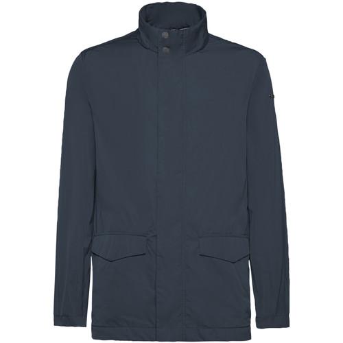 textil Herre Jakker Geox M0220N T2600 Blå