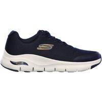 Sko Herre Lave sneakers Skechers 232040 Blå