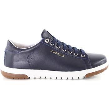 Sko Herre Lave sneakers Lumberjack SM88912 001 B38 Blå