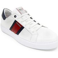 Sko Herre Lave sneakers Exton 861 hvid