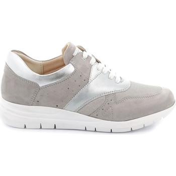 Sko Dame Lave sneakers Grunland SC4879 Grå
