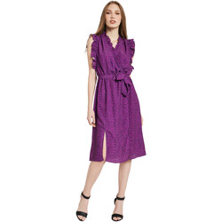 textil Dame Lange kjoler Gaudi 011BD15004 Violet