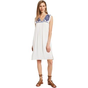 textil Dame Korte kjoler Gaudi 011BD15007 Beige