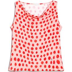 textil Dame Toppe / Bluser Nero Giardini SMANICATO 626 Rosa