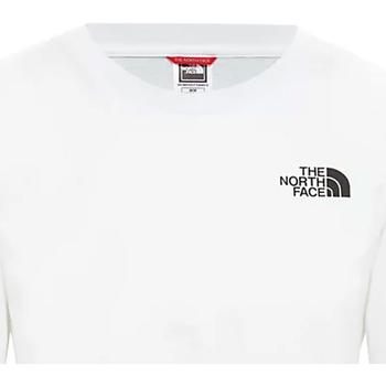 textil Dame T-shirts m. korte ærmer The North Face NF0A4CESFN41 hvid
