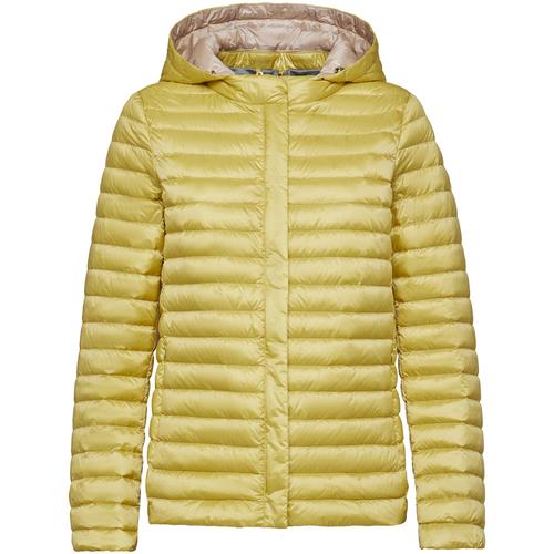 textil Dame Dynejakker Geox W0225A T2412 Gul