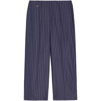 textil Dame Halvlange bukser Nero Giardini E060151D Blå