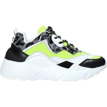 Sko Dame Sneakers Steve Madden SMPANTONIA-NYEL Gul