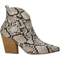 Sko Dame Høje støvletter Grace Shoes 7241007 Beige