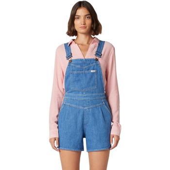textil Dame Buksedragter / Overalls Wrangler W22FJS72L Blå