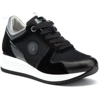 Sko Dame Lave sneakers Lumberjack SW84312 001 X25 Sort
