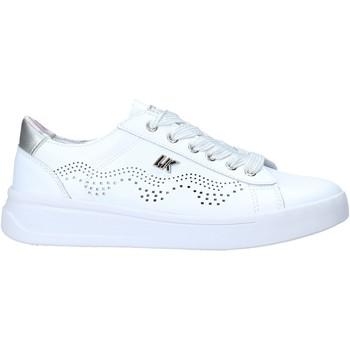 Sko Dame Lave sneakers Lumberjack SW30005 010 B08 hvid