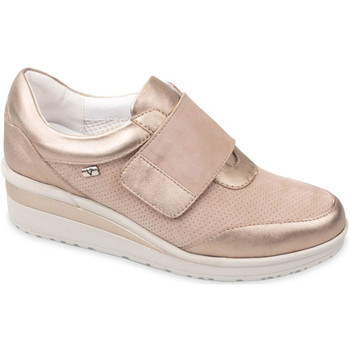 Sko Dame Slip-on Valleverde V20370 Beige