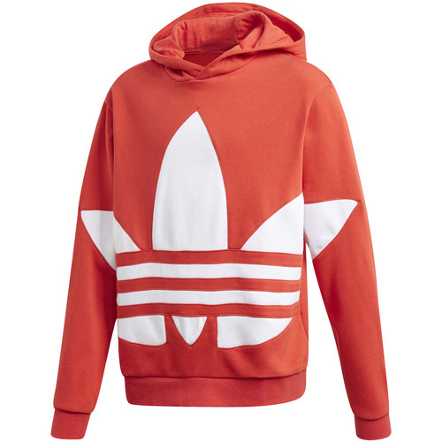 textil Børn Sweatshirts adidas Originals FS1856 Rød