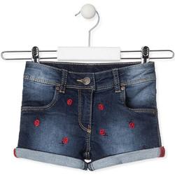 textil Børn Shorts Losan 016-6010AL Blå