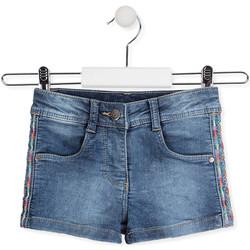 textil Børn Shorts Losan 016-6022AL Blå