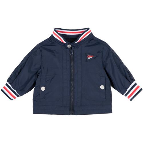 textil Børn Vindjakker Chicco 09087485000000 Blå