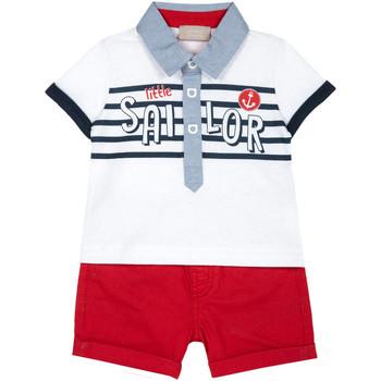 textil Børn Sæt Chicco 09076394000000 hvid