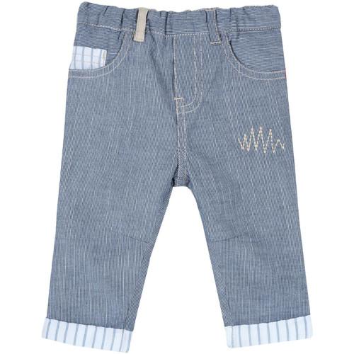 textil Børn Lærredsbukser Chicco 09008117000000 Blå