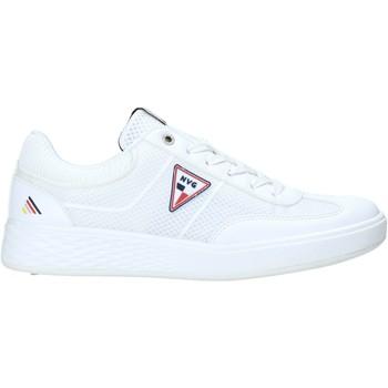 Sko Herre Lave sneakers Navigare NAM018030 hvid