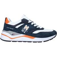 Sko Herre Lave sneakers Navigare NAM015260 Blå