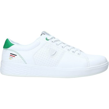 Sko Herre Lave sneakers Navigare NAM018015 hvid