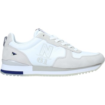 Sko Herre Lave sneakers Navigare NAM013532 hvid
