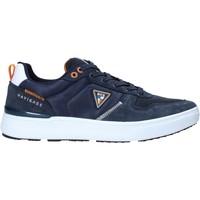 Sko Herre Lave sneakers Navigare NAM018307 Blå