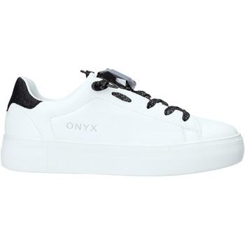 Sko Dame Lave sneakers Onyx S20-SOX701 Sort