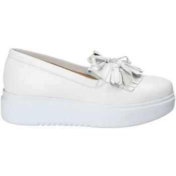 Sko Dame Slip-on Exton E01 hvid