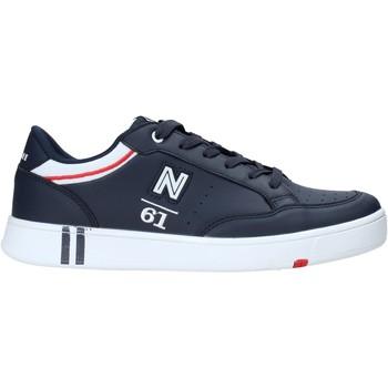 Sko Herre Lave sneakers Navigare NAM018110 Blå