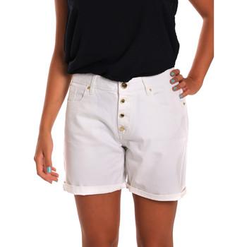textil Dame Shorts Gaudi 811BD25015 hvid