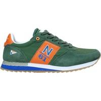 Sko Herre Lave sneakers Navigare NAM013550 Grøn