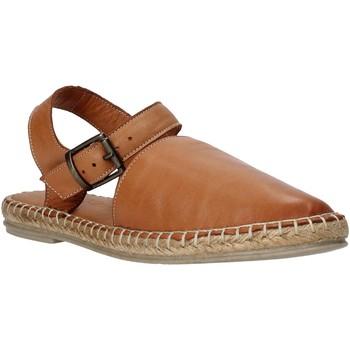 Sko Dame Sandaler Bueno Shoes 9J322 Brun