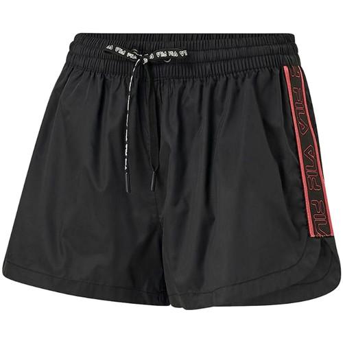 textil Dame Shorts Fila 683030 Sort