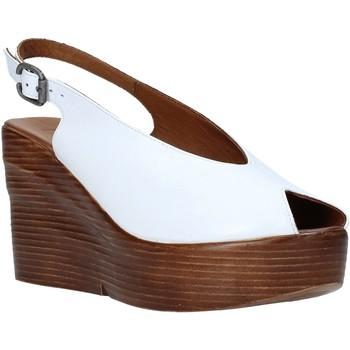 Sko Dame Sandaler Bueno Shoes Q6100 hvid