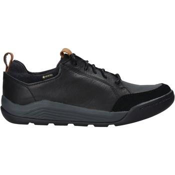 Sko Herre Lave sneakers Clarks 26135400 Sort