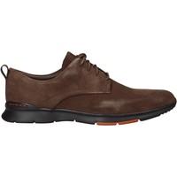 Sko Herre Lave sneakers Clarks 26120168 Brun