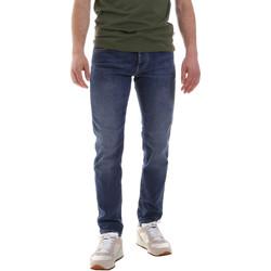 textil Herre Lige jeans Sseinse PJE622SS Blå
