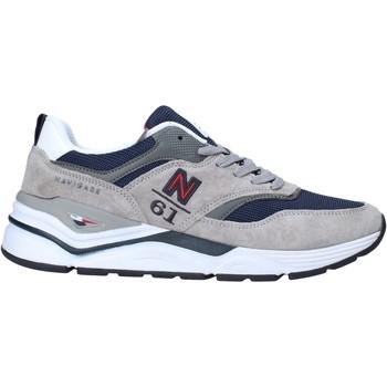Sko Herre Lave sneakers Navigare NAM015260 Grå