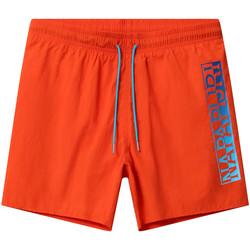 textil Herre Badebukser / Badeshorts Napapijri NP0A4E1J Orange