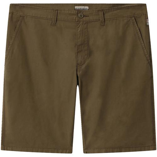 textil Herre Shorts Napapijri NP0A4E1L Grøn