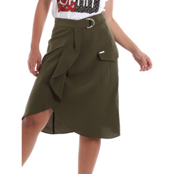 textil Dame Nederdele Liu Jo WA0059 T5809 Grøn
