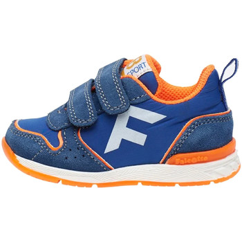 Sko Børn Lave sneakers Falcotto 2014924 01 Blå