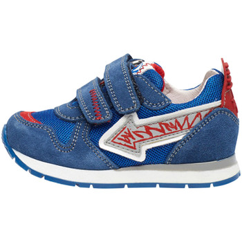 Sko Børn Lave sneakers Naturino 2014913 01 Blå